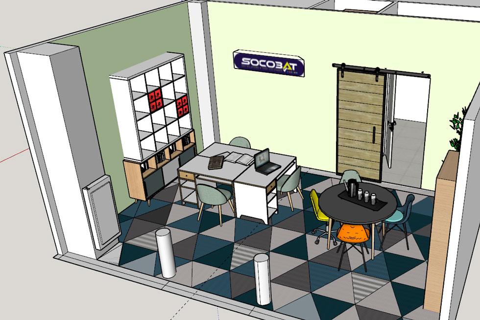 Le Home Staging virtuel, un service efficace et innovant
